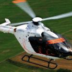 EUROCOPTER EC135                          для свадьбы и медового месяца